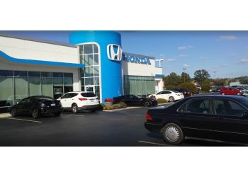 Fayetteville car dealership Bryan Honda