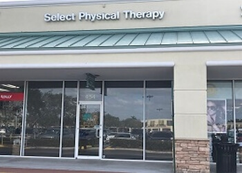 Pembroke Pines physical therapist Bryan Pasetti, PT,  DPT