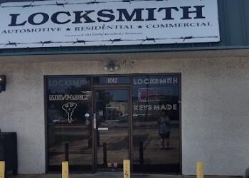 Denton locksmith Bryan & Sons Locksmith, Inc.