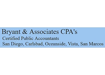 Oceanside accounting firm Bryant & Associates CPA's