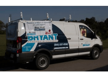 Louisville hvac service Bryant Heating & Cooling