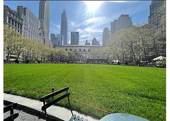 New York public park Bryant Park