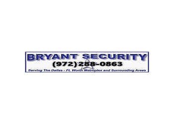Mesquite security system Bryant Security
