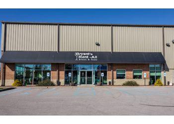 Lexington event rental company Bryant's Rent-All Inc