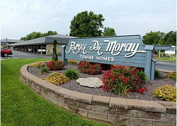 Evansville apartments for rent Bryce De Moray