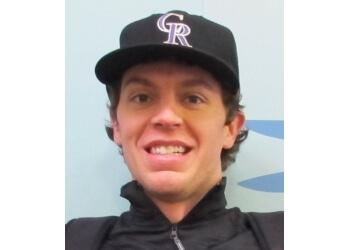 Spokane physical therapist Bryce Ellgen, PT, DPT