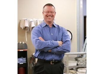 Lubbock physical therapist Bryce H. Olson, PT