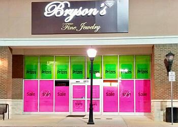 Montgomery jewelry Bryson's Fine Jewelry