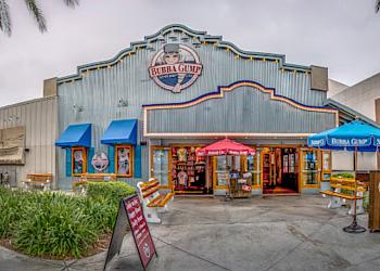 Anaheim seafood restaurant Bubba Gump Shrimp Co.