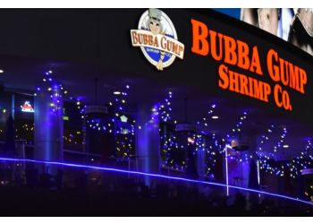 Las Vegas seafood restaurant Bubba Gump Shrimp Co