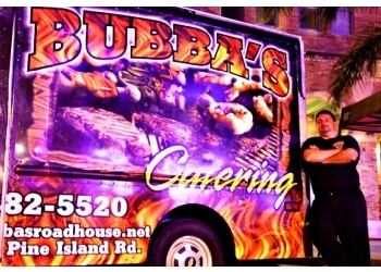 Cape Coral caterer Bubba's Roadhouse Catering