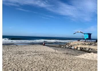 Oceanside public park Buccaneer Beach Park