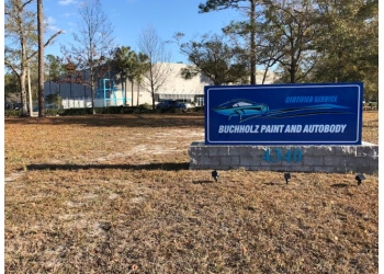 Gainesville auto body shop Buchholz Paint and Autobody