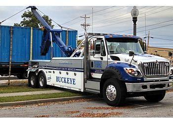 Cincinnati towing company Buckeye-Riverside Towing