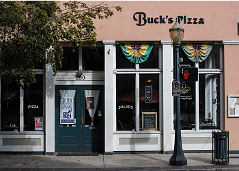 Mobile pizza place Buck's Pizza