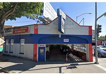 Seattle car repair shop Budd & Company Automotive