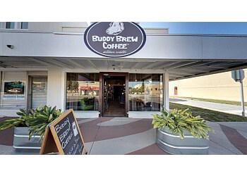 Tampa cafe Buddy Brew Coffee