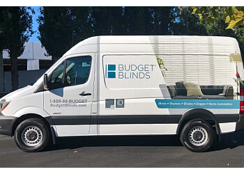 Anchorage window treatment store Budget Blinds
