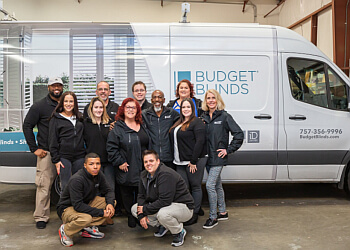 Chesapeake window treatment store Budget Blinds
