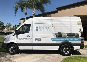 Irvine window treatment store Budget Blinds