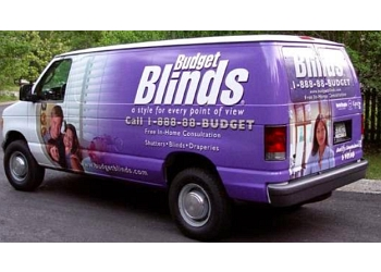 Philadelphia window treatment store Budget Blinds