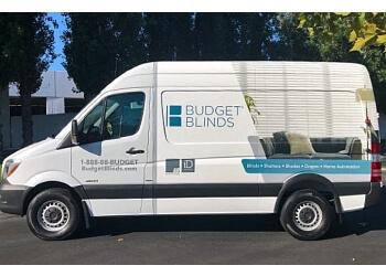Tampa window treatment store Budget Blinds