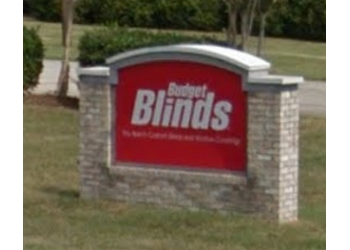 Winston Salem window treatment store Budget Blinds