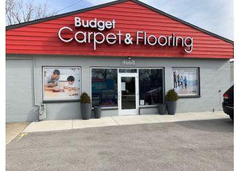 Columbus flooring store Budget Carpet & Flooring