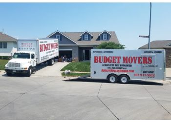 Omaha moving company Budget Movers