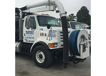Augusta septic tank service Budget Sewer Service