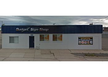 St Paul sign company Budget Sign Shop, Inc.
