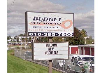 Allentown storage unit Budget Storage and Lock Self Storage