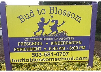Salem preschool Bud to Blossom