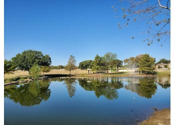 Waco public park Buena Vista Park
