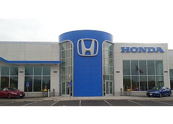 St Paul car dealership Buerkle Honda