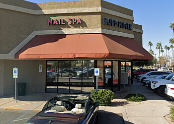 Tempe nail salon Buff N File Nail Spa
