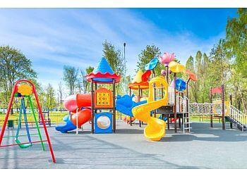 Buffalo public park Buffalo Harbor State Park Playground