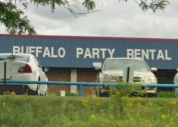 Buffalo event rental company Buffalo Party Rental