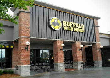 Columbus sports bar Buffalo Wild Wings