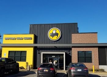 Montgomery sports bar Buffalo Wild Wings