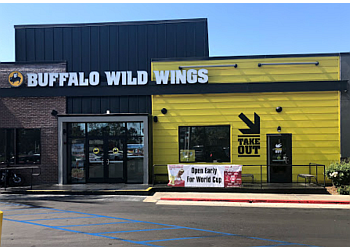 Santa Ana sports bar Buffalo Wild Wings