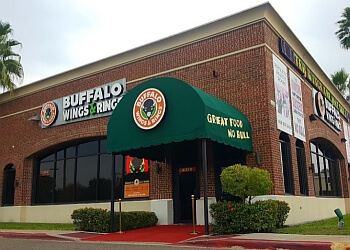McAllen sports bar Buffalo Wings & Rings