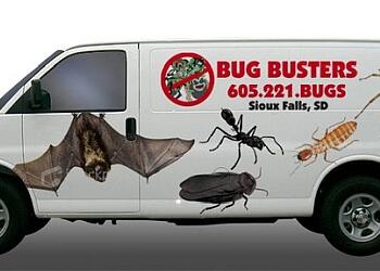 Sioux Falls pest control company Bug Busters, LLC