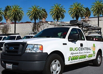 Fullerton pest control company Bug Central