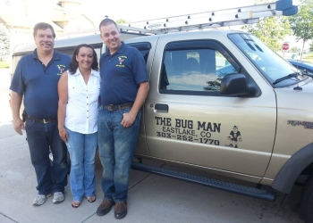 Thornton pest control company Bug Man, INC.