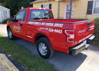 Wilmington pest control company Bug-N-A-Rug Exterminators, Inc.