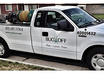 Provo pest control company Bug Off