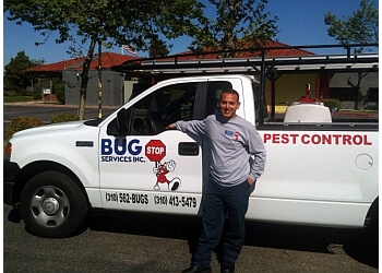 Torrance pest control company Bug Stop Services, Inc.