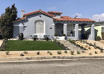 Glendale landscaping company Buildcal Landscape