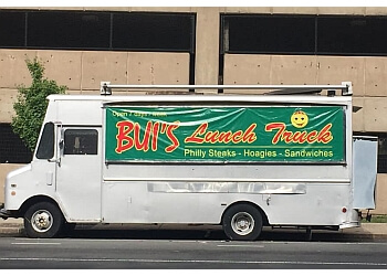 Philadelphia Food Truck Buis Lunch